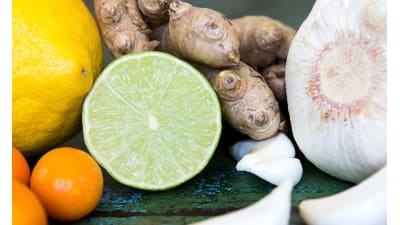 Bild zu Die Immunabwehr positiv beeinflussen