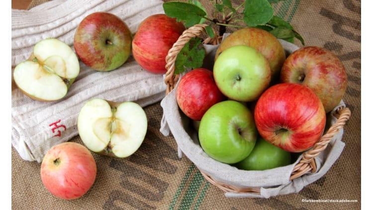 Es muss nicht immer Elstar sein | gesunde Ernährung Lebensmittel