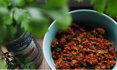 Bild zu Rezept für indische Kormapaste