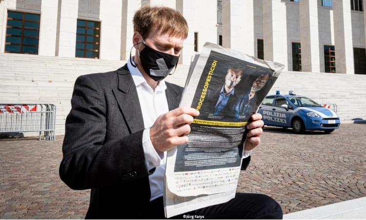 Pestizidprozess vertagt: Richter räumt Klägern mehr Zeit für Rückzug aus dem Verfahren ein
