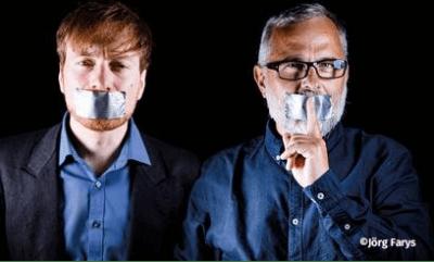 Bild zu Angriff auf die Meinungsfreiheit