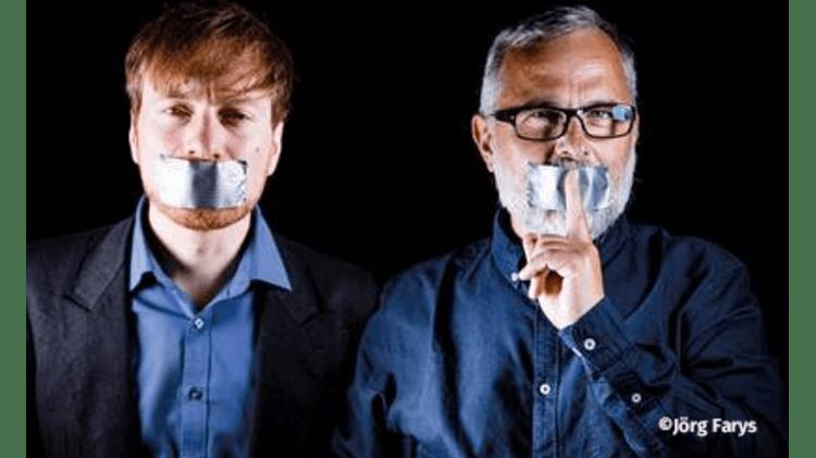 Angriff auf die Meinungsfreiheit