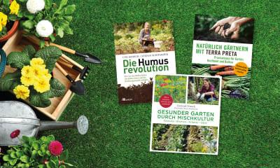 Bild zu Ökologisch und nachhaltig gärtnern: Unsere Buch-Tipps