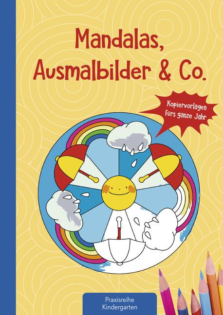Mandalas Ausmalbilder Co Kopiervorlagen Furs Ganze Jahr Offizieller Shop Des Don Bosco Verlags