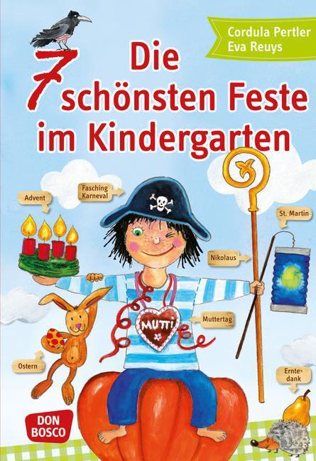Die 7 Schönsten Feste Im Kindergarten Erntedank St Martin Nikolaus Advent Fasching Ostern Muttertag Kita Info Der Onlineshop Für
