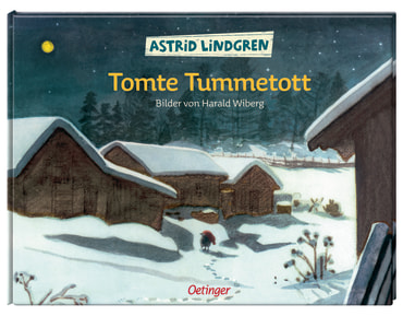 Tomte Tummetott, 9783789161308