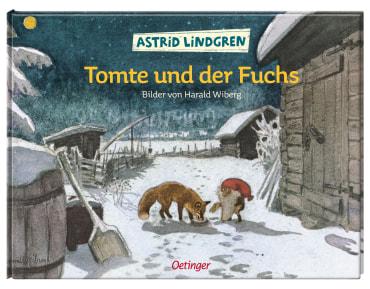 Tomte und der Fuchs, 9783789161315
