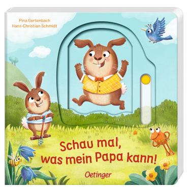 Schau mal, was mein Papa kann!, 9783789114946