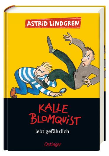 Kalle Blomquist lebt gefährlich, 9783789141287