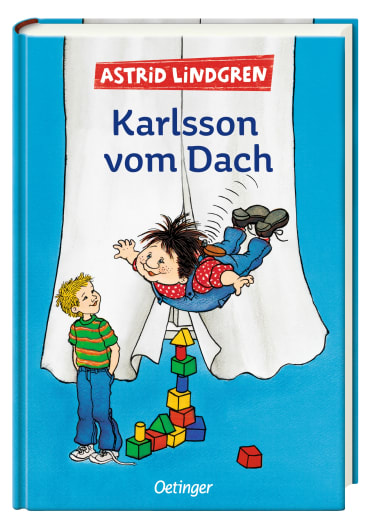 Karlsson vom Dach, 9783789141119