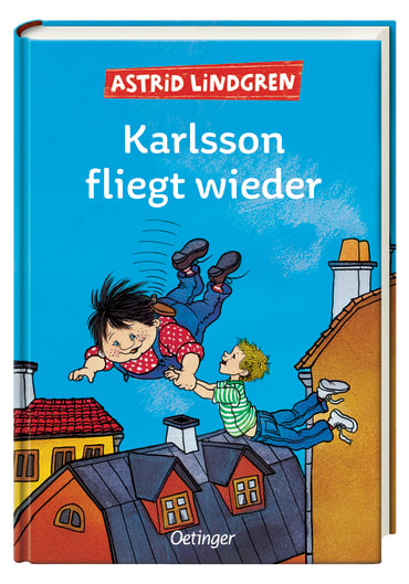 Karlsson fliegt wieder, 9783789141126