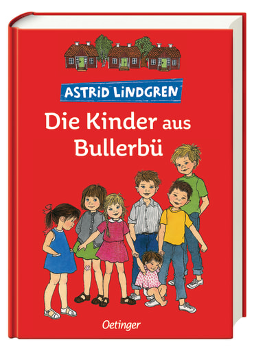 Die Kinder aus Bullerbü, 9783789129452
