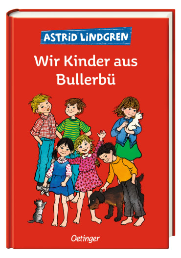 Wir Kinder aus Bullerbü, 9783789119446