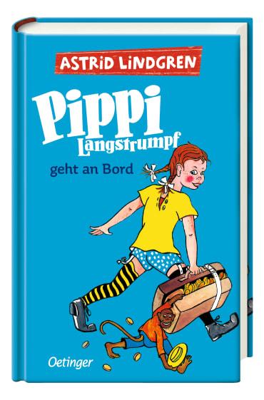 Pippi Langstrumpf geht an Bord, 9783789118524