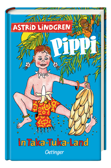 Pippi in Taka-Tuka-Land, 9783789118531