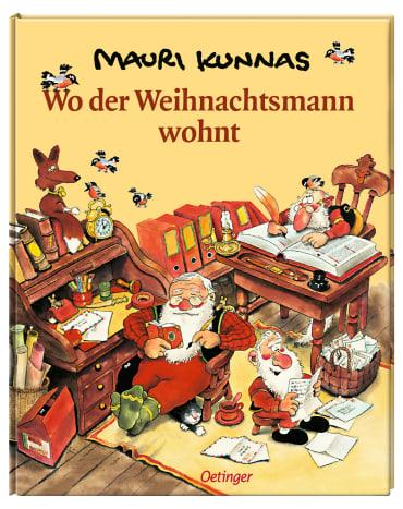 Wo der Weihnachtsmann wohnt, 9783789160905