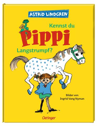 Kennst du Pippi Langstrumpf?, 9783789159305