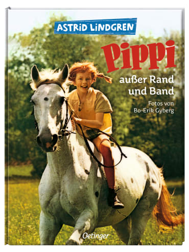 Pippi außer Rand und Band, 9783789122323