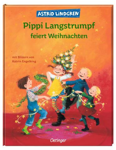 Pippi Langstrumpf feiert Weihnachten, 9783789168239