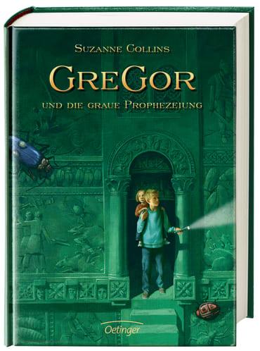 Gregor und die graue Prophezeiung, 9783789132100