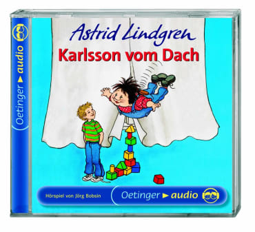 Karlsson vom Dach, 9783837301885