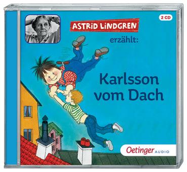 Astrid Lindgren erzählt Karlsson vom Dach, 9783837301946