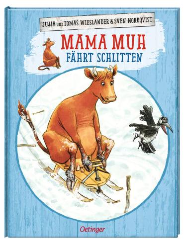 Mama Muh fährt Schlitten, 9783789173042