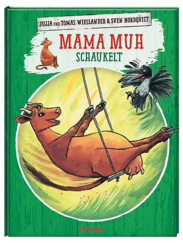 Mama Muh schaukelt, 9783789173035