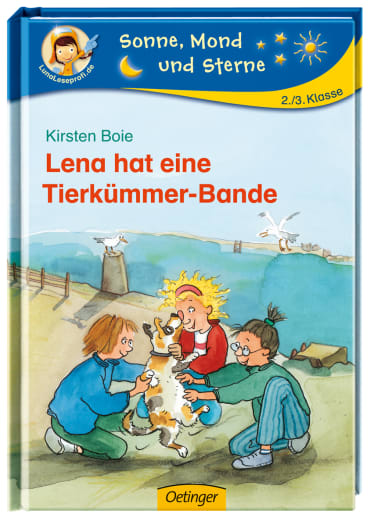 Lena hat eine Tierkümmer-Bande, 9783789107207