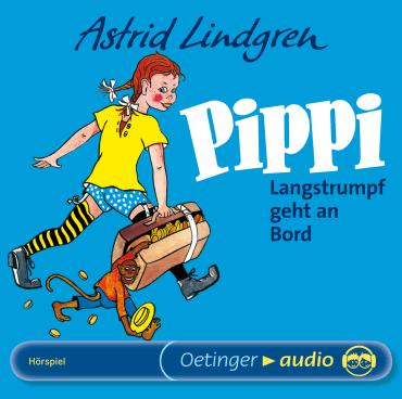 Pippi Langstrumpf geht an Bord, 9783837302233