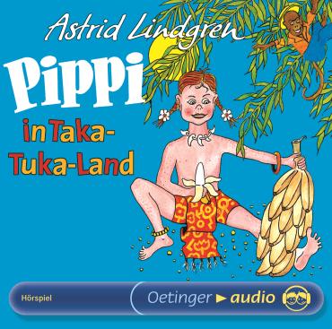 Pippi in Taka-Tuka-Land, 9783837302257