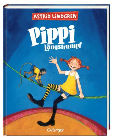 Pippi Langstrumpf (farbig), 9783789141614