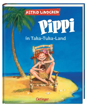 Pippi in Taka-Tuka-Land (farbig), 9783789141645
