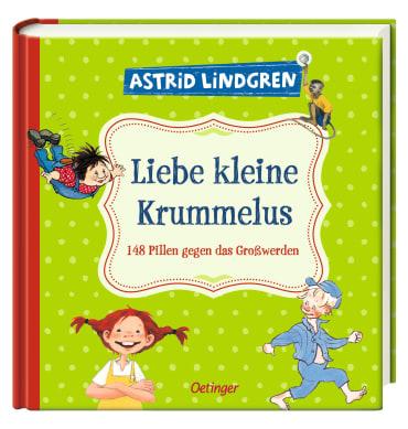 Liebe kleine Krummelus, 9783789139994