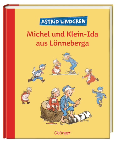Michel und Klein-Ida aus Lönneberga, 9783789141553