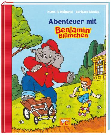 Abenteuer mit Benjamin Blümchen, 9783770722105