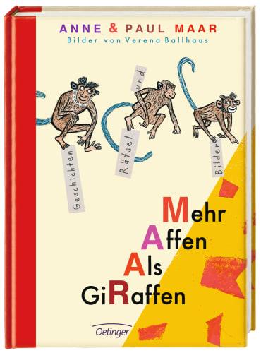 Mehr Affen als Giraffen, 9783789142826