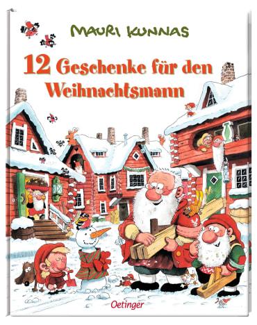 12 Geschenke für den Weihnachtsmann, 9783789160912