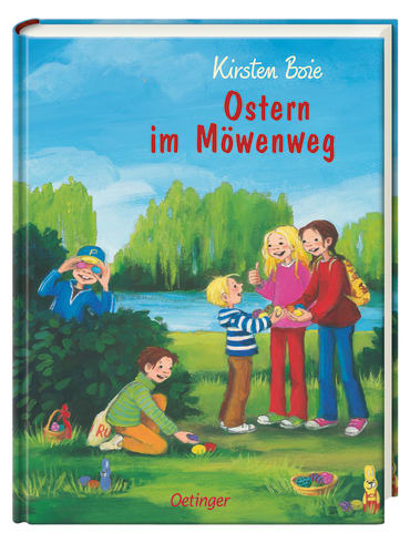 Ostern im Möwenweg, 9783789131899