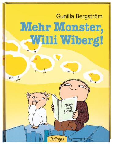 Mehr Monster, Willi Wiberg!, 9783789177576