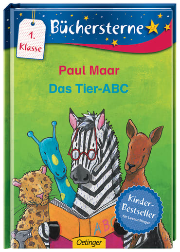 Das Tier-ABC, 9783789123559