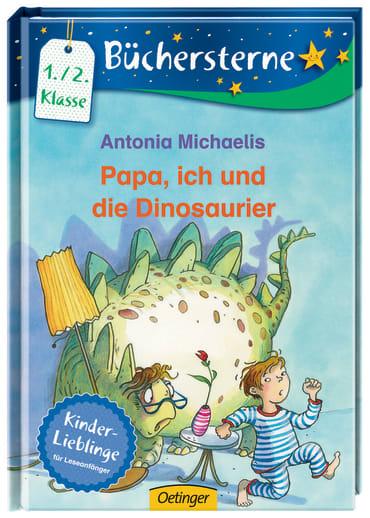 Papa, ich und die Dinosaurier, 9783789123566
