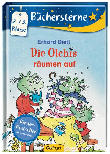 Die Olchis räumen auf, 9783789123597