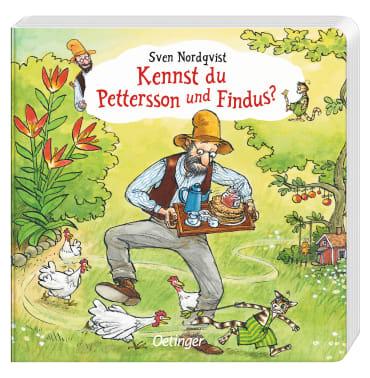 Kennst du Pettersson und Findus?, 9783789169489