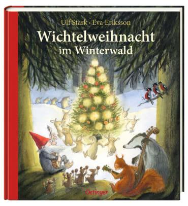 Wichtelweihnacht im Winterwald, 9783789147500