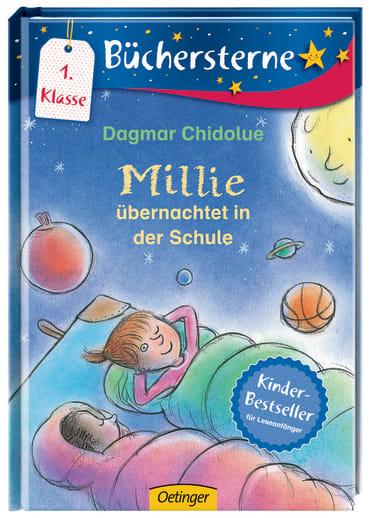 Millie übernachtet in der Schule, 9783789123757