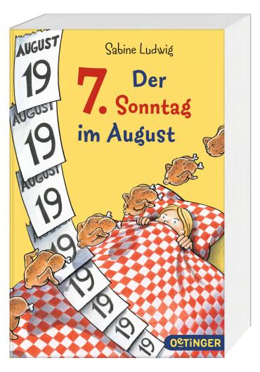Der 7. Sonntag im August, 9783841501042