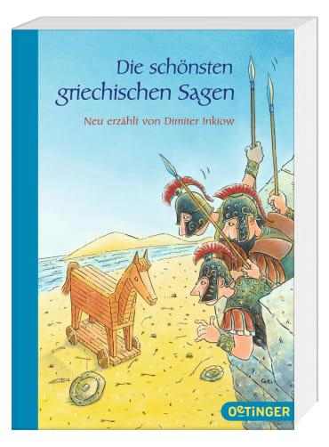 Die schönsten griechischen Sagen, 9783841501967