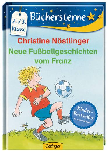 Neue Fußballgeschichten vom Franz, 9783789123689