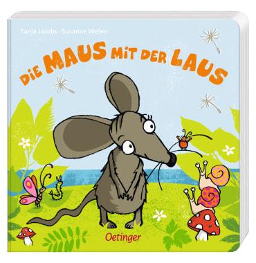 Die Maus mit der Laus, 9783789167072